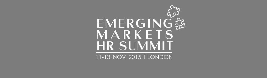 Emerging Markets HR Summit