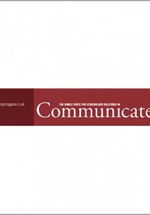 IC Conference Media Partner - Communicate Magazine