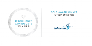 IC Brilliance Awards Winner -Infineum