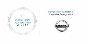 IC Brilliance Awards 2018 Winner -Nissan Europe