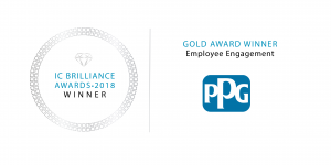 IC Brilliance Awards 2018 Winner -PPG